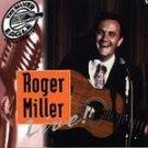 Roger Miller Live CD