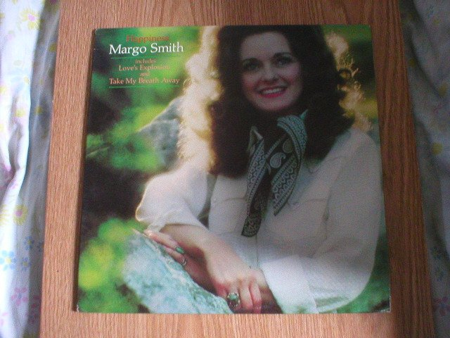 Margo Smith Happiness LP
