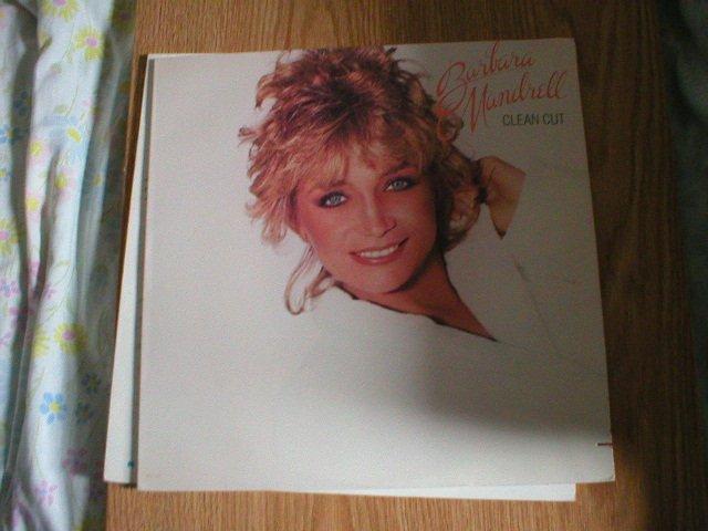 Barbara Mandrell  Clean Cut  LP