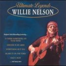 Willie Nelson Ultimate Legends CD