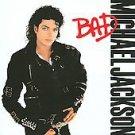 Michael Jackson Bad CD