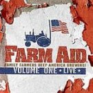 Farm Aid  Volume one live cd