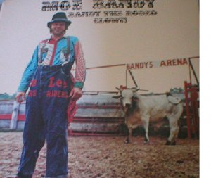Moe Bandy Bandy the Rodeo Clown LP
