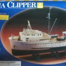 Lindberg Tuna Clipper Ship 1/60 scale