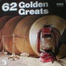 62 Golden Greats lp