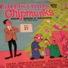 Christmas with the Chipmunks LP