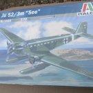 "Italeri Ju52/3m ""See"" 1/72 scale"
