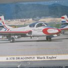 """Hasegawa A-37B Dragonfly """"Black Eagles Combo Limited Edition 1/72 scale"""