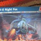 Italeri AH-6 Night Fox 1/72 scale