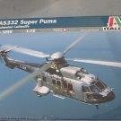 Italeri  AS332 Super Puma Limited Edition 1/72 scale