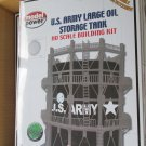 Model Power US Army Large Oil Storage Tank Kit HO