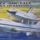Academy Space Shuttle and NASA Transport 1/288 scale