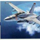 Hasegawa F/A-18F Super Hornet 1/72 scale