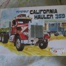 AMT Peterbilt California Hauler 359 1/25 scale