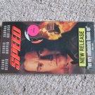 Speed VHS Keanu Reeves, Dennis Hopper, Sandra Bullock