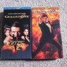 The Living Daylights/Goldeneye VHS James Bond Collection