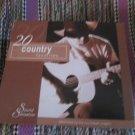Countdown Singers 20 Country Favorites cd