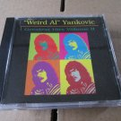 Weird Al Yankovic Greatest Hits Volume II CD