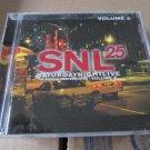 Saturday Night Live  25 Volume 2 CD