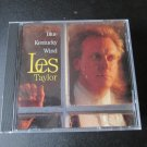 Les Taylor Blue Kentucky Wind CD
