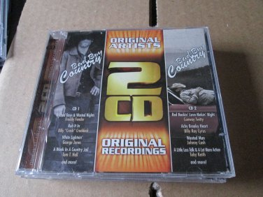 Bad Boy Country Original Artists Cd's