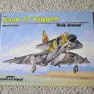 Squadron Signal Publications Saab 37 Viggen Walk Around #65055