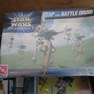 AMT Star Wars Stap w/Battle Droid 1/6 scale