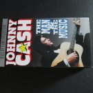 Johnny Cash The Man and the Music VHS