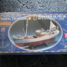 Lindberg North Atlantic Fishing Trawler 1/90 scale