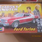 Revell  Starsky & Hutch Ford Torino 1/25 scale factory sealed