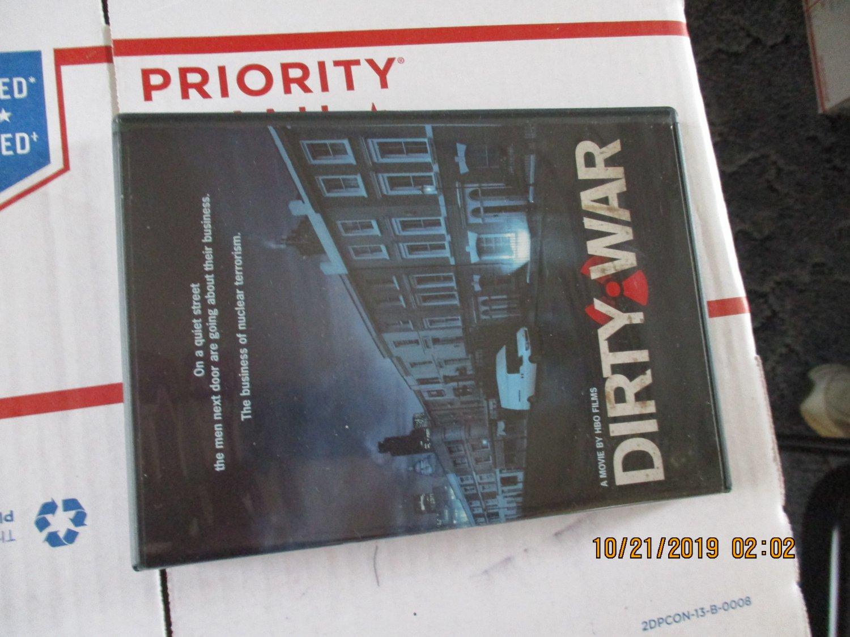 Dirty War DVD