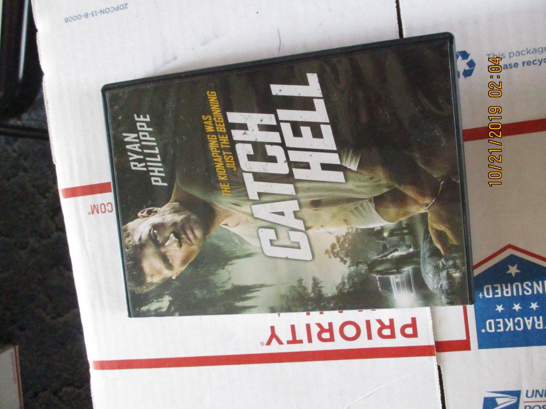 Catch Hell DVD  Ryan Phillippe