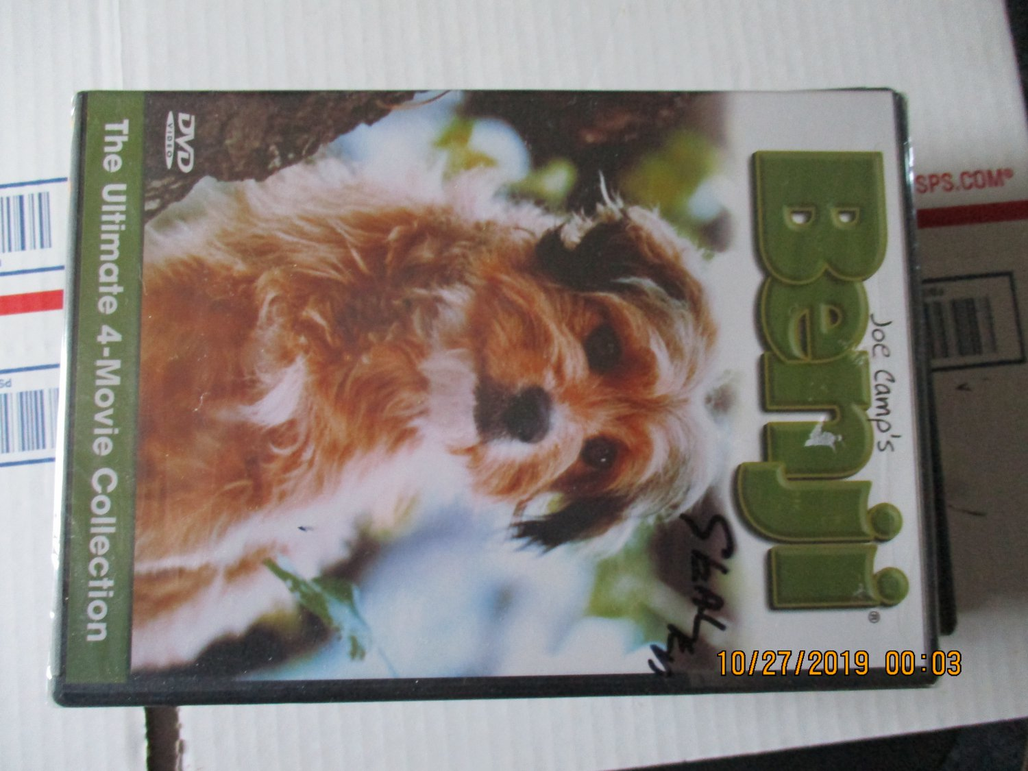 Benji - The Ultimate 4-Movie Collection dvd