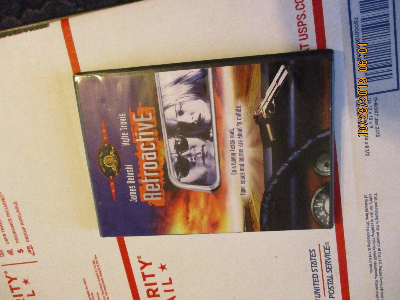 Retroactive dvd