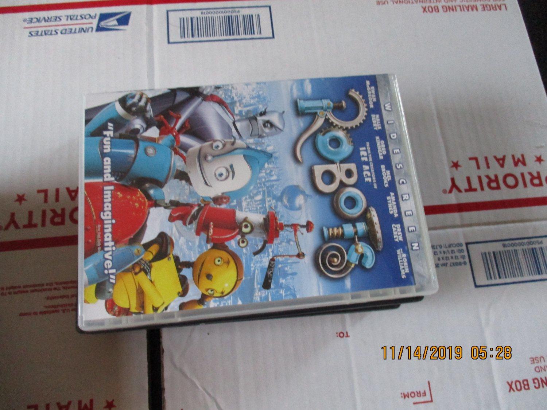 Robots dvd wide screen