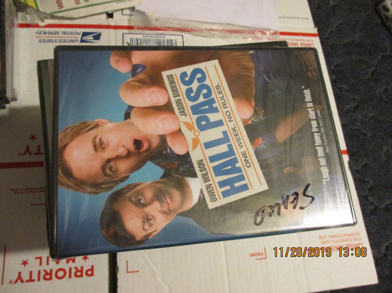 Hall Pass dvd Owen Wilson factory sealed