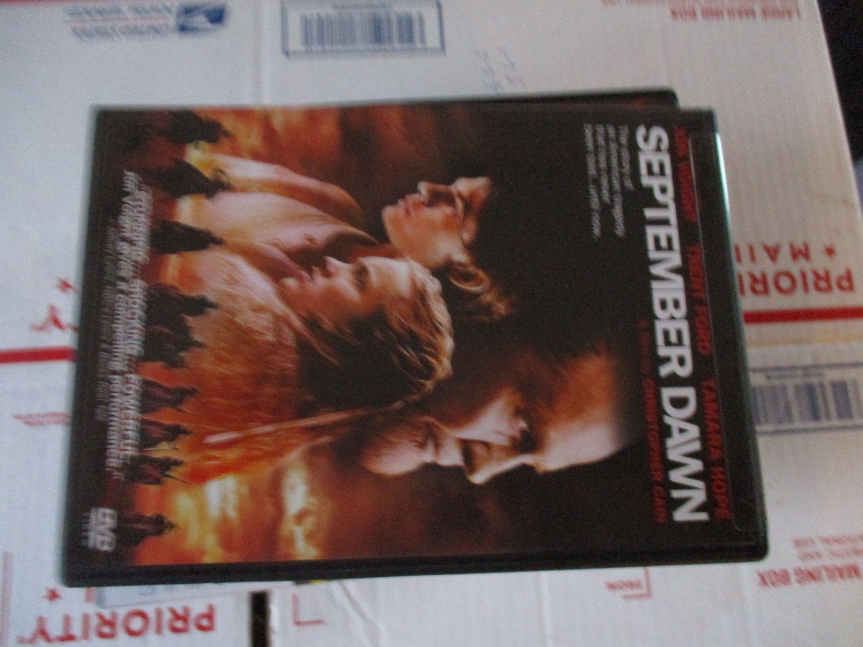 September Dawn DVD