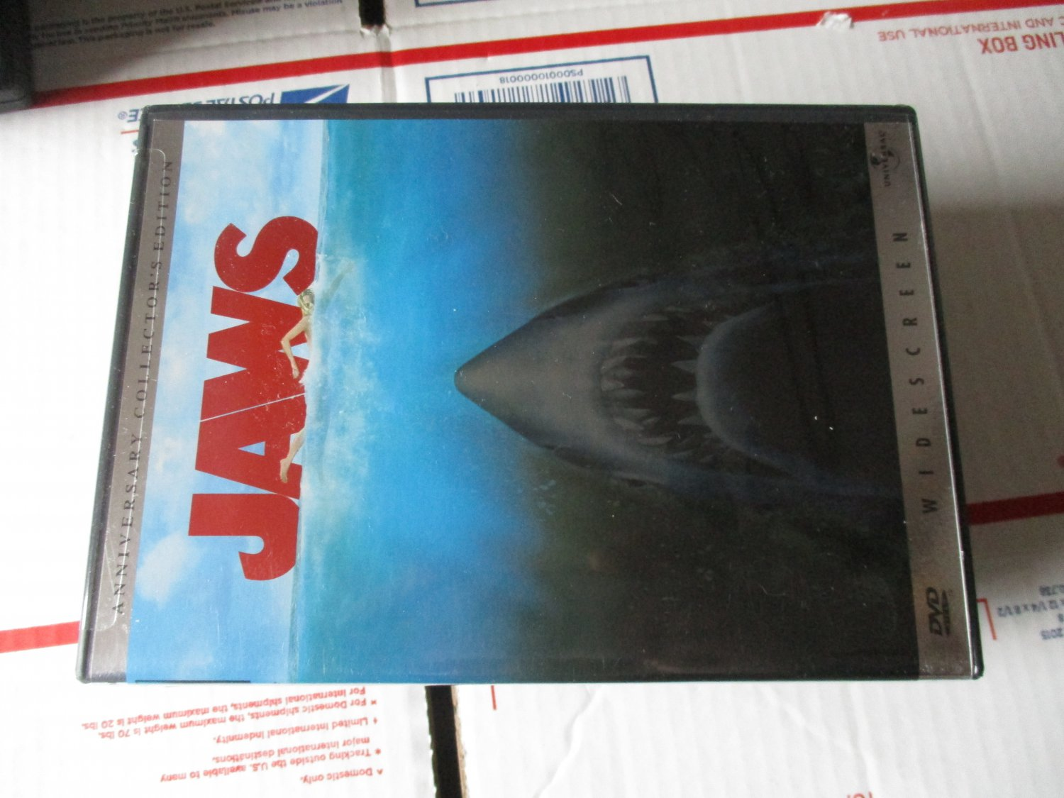 Jaws 25th Anniversary Collector's Edition dvd