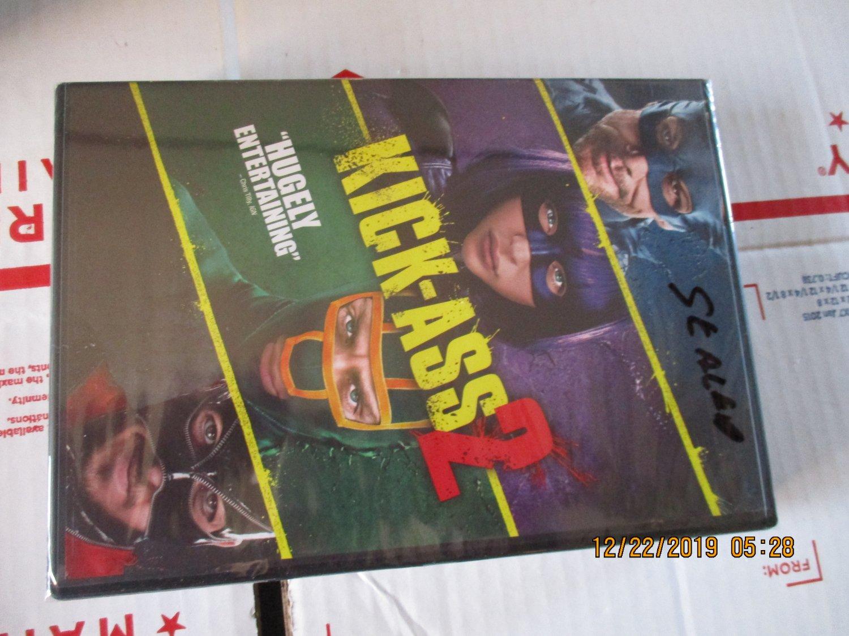 Kick-Ass 2 dvd factory sealed