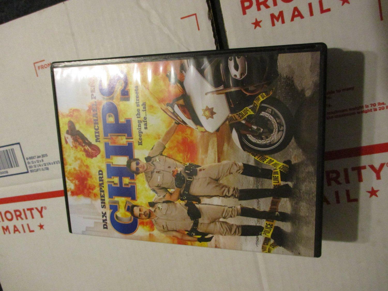 C.H.I.P.S. dvd