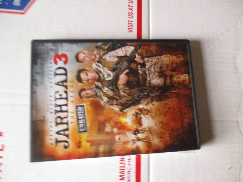 Jarhead 3 The Siege DVD