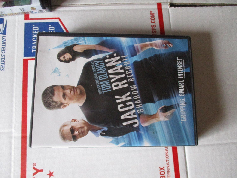 Jack Ryan: Shadow Recruit dvd