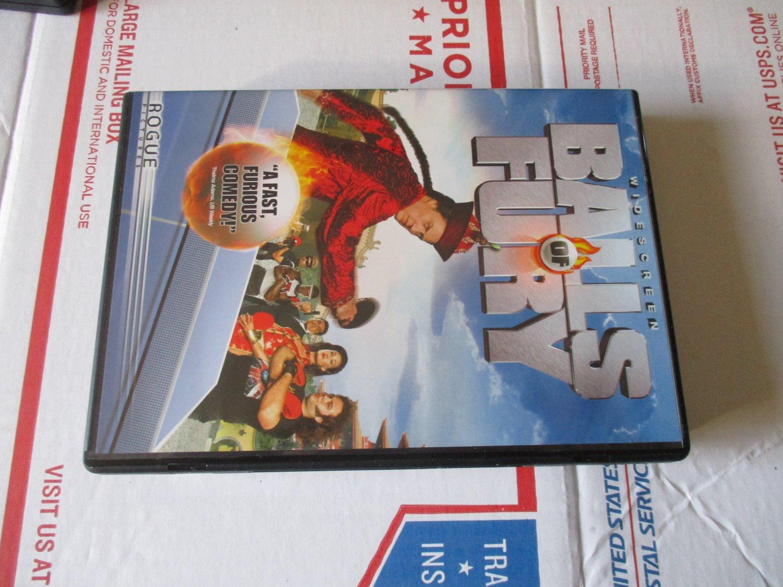 Balls of Fury DVD