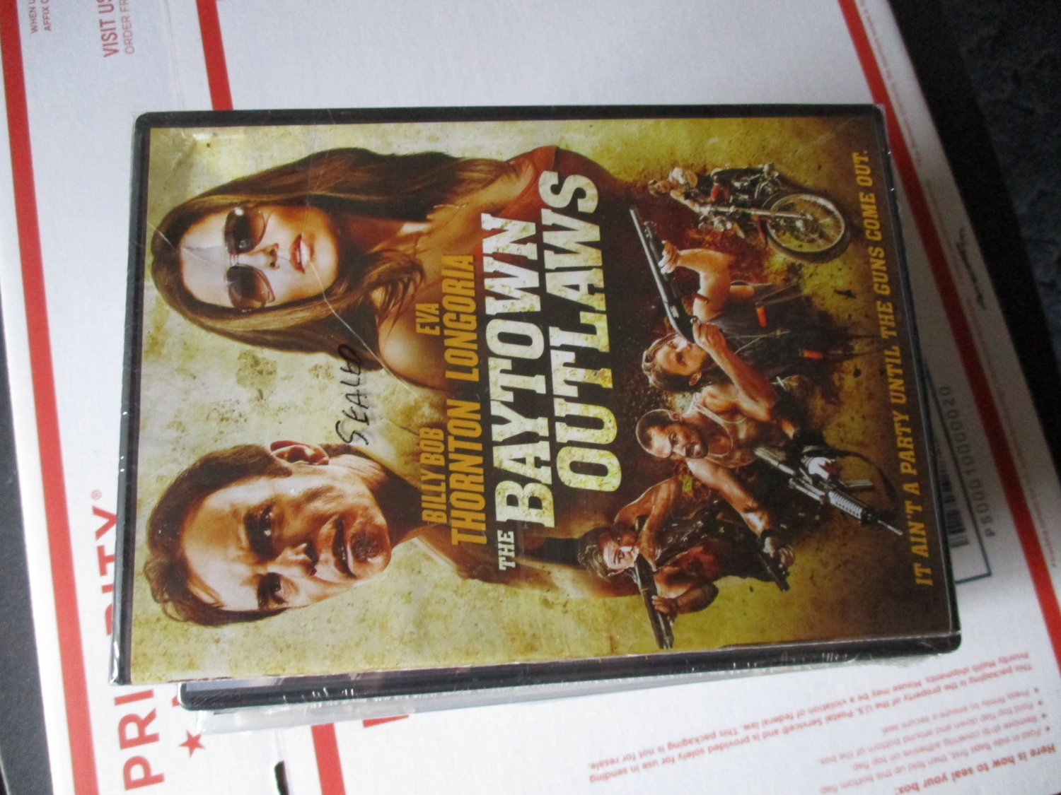 The Baytown Outlaws dvd Factory Sealed