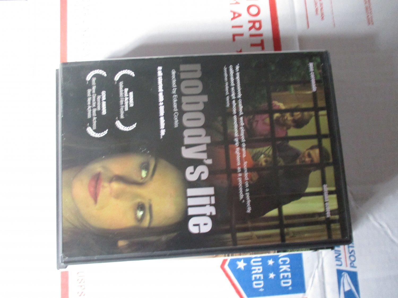 Nobody's Life dvd