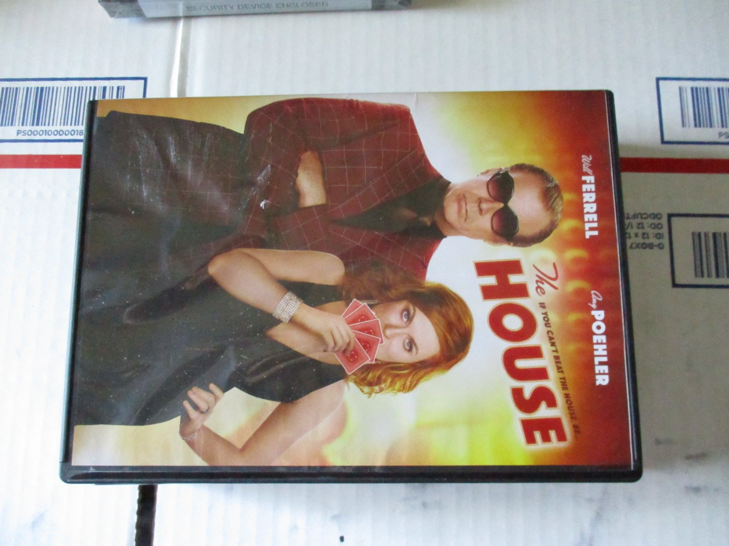The House dvd Will Ferrell