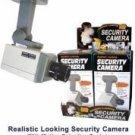 Fake motion detector camera