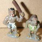 Grenadier Models Wizzards & Warriors Cave Trolls (2) D&D figures
