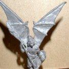 Ral Partha gargoyle with spear / 25mm D&D figure