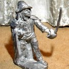 Ral Partha Brigand thief with cutlass sword / 25mm D&D miniature figure